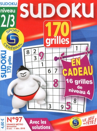 Subscription 170 sudoku 2/3