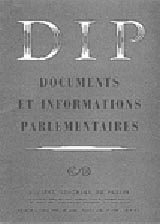 Subscription Documents et Informations Parlementaires