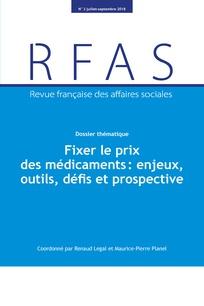 Subscription Revue française des affaires sociales