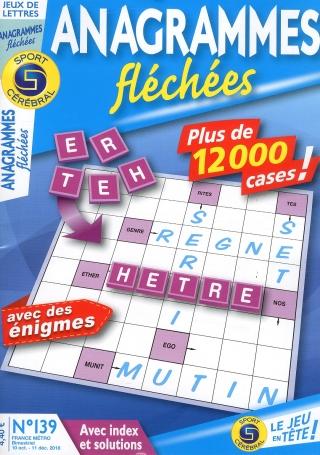 Subscription Anagrammes Fléchés