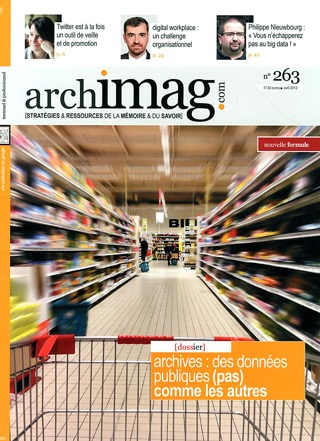 Subscription Archimag