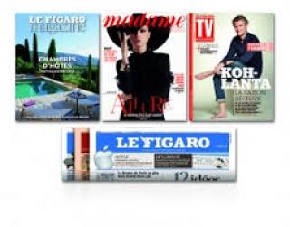 Subscription Figaro formule week-end