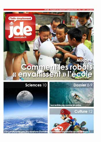 Subscription Le Journal des Enfants