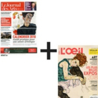 Subscription Le Journal des arts + L'Oeil