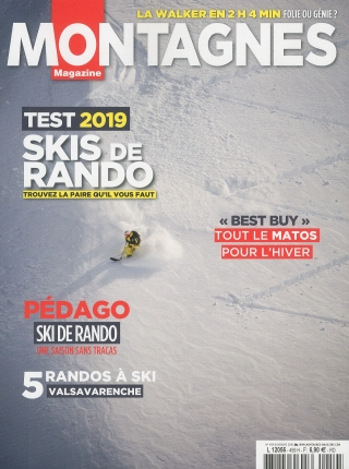 Subscription Montagnes magazine
