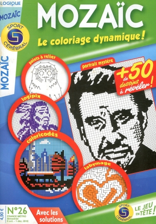 Coloriage Anti Stress Magazine.Subscription Magazines Lifestyle Games And Puzzles Uni Presse