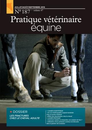 Subscription Pratique vétérinaire équine