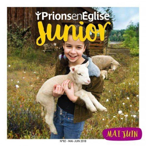 Subscription Prions en église – junior