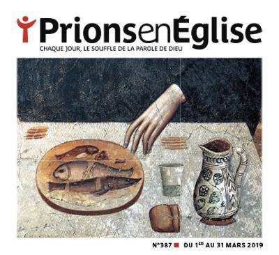 Subscription Prions en église