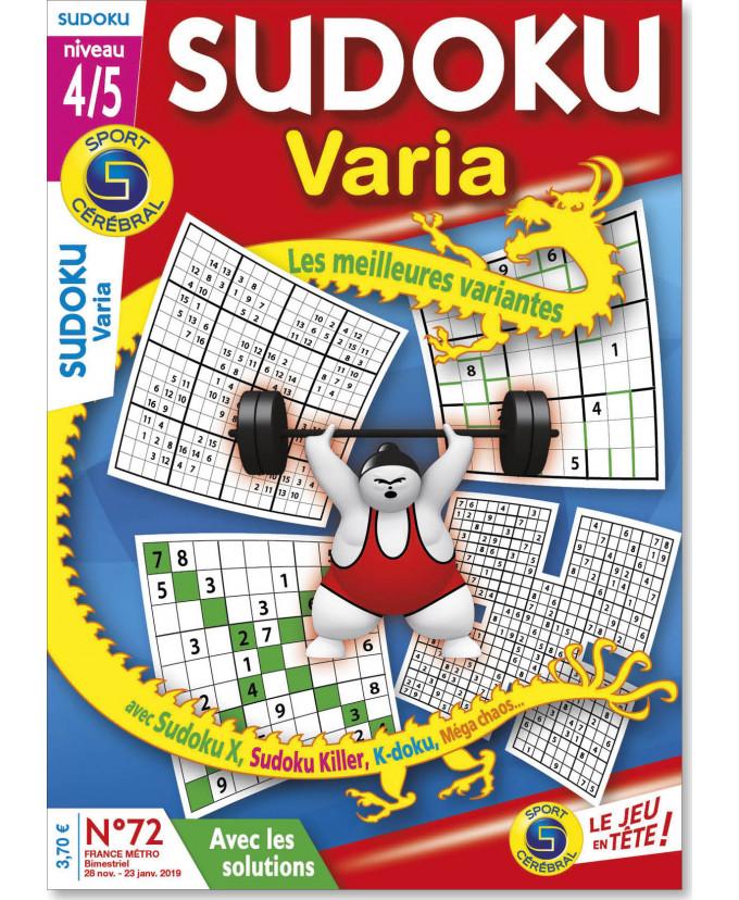 Subscription Sudoku Varia