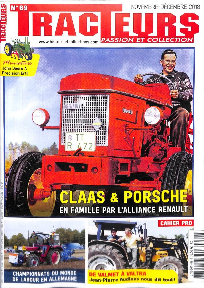 Subscription Tracteurs passion et collections