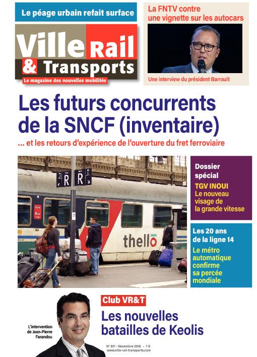 Ville Rails & Transports