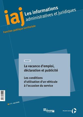 Subscription Les Informations administratives et juridiques