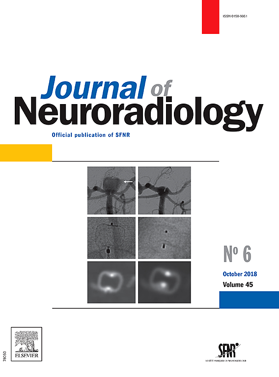 Subscription Journal of neuroradiology
