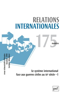 Subscription Relations Internationales