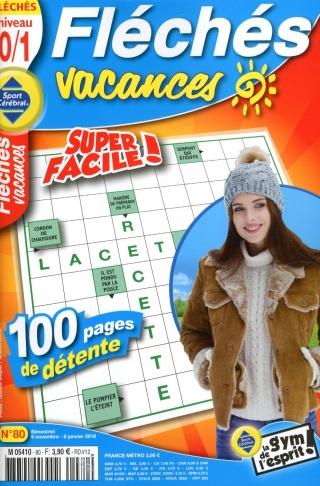 Subscription Fléchés Vacances