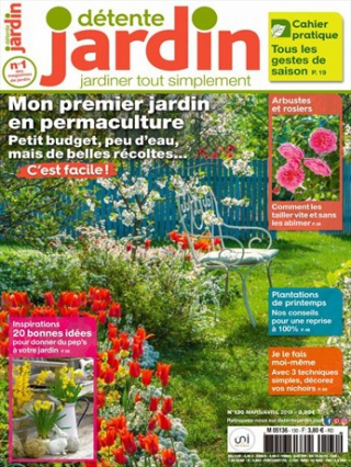 Subscription Détente jardin