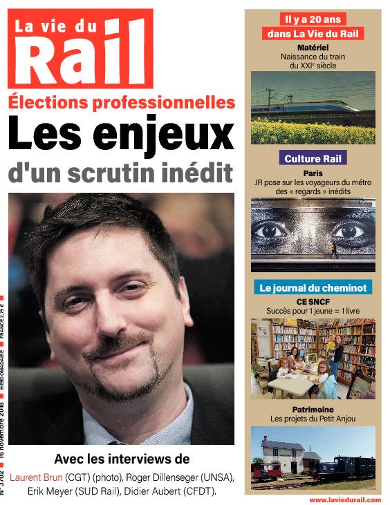 Subscription Rail Passion