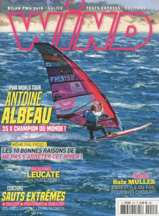 Subscription Wind magazine