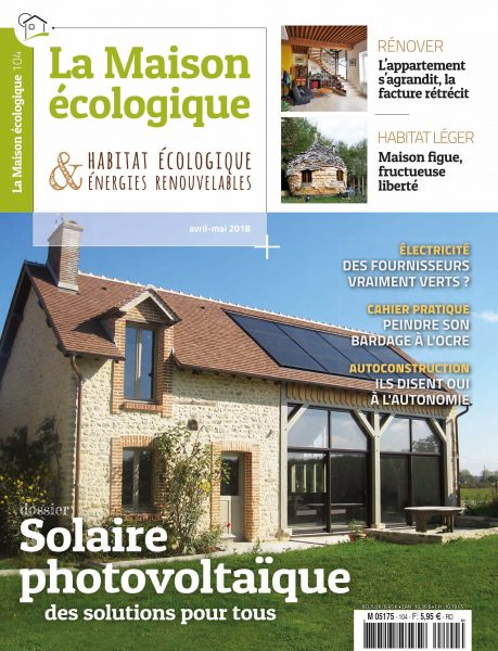 Subscription La Maison Ecologique