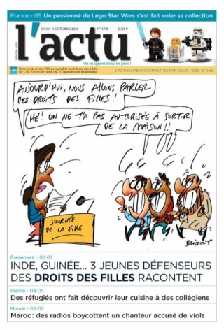 Subscription L'Actu