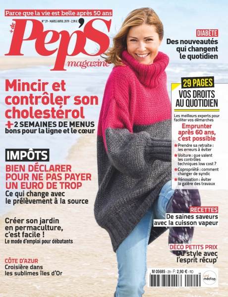 Subscription Plus de pep's