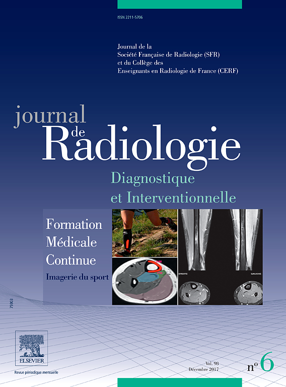 Subscription Journal de réadaptation médicale