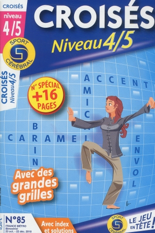 Subscription Croisés Niveau 4/5