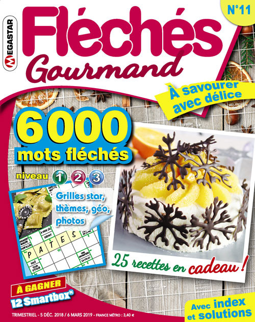 Subscription Fleches Gourmand