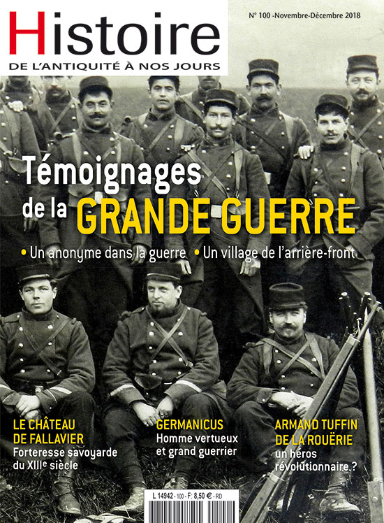 Subscription Histoire de l'Antiquité à Nos Jours