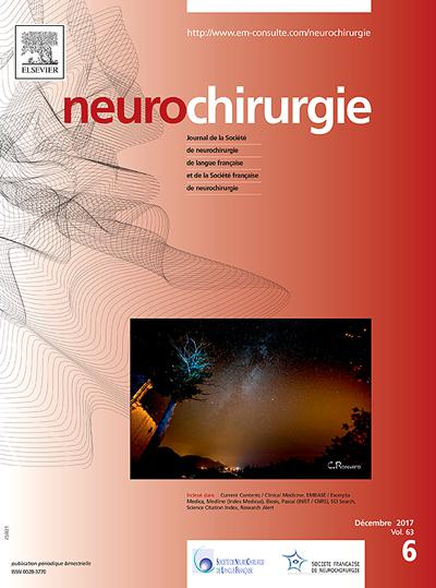 Subscription Neurochirurgie