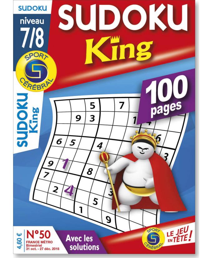 Subscription Sudoku King 7/8