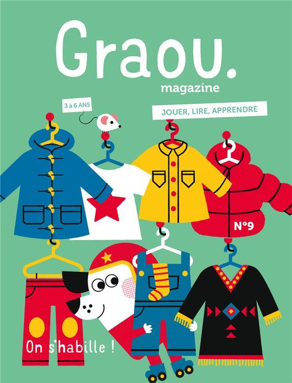 Subscription Graou