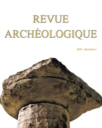 Subscription Revue Archéologique