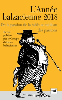Subscription L'Année balzacienne