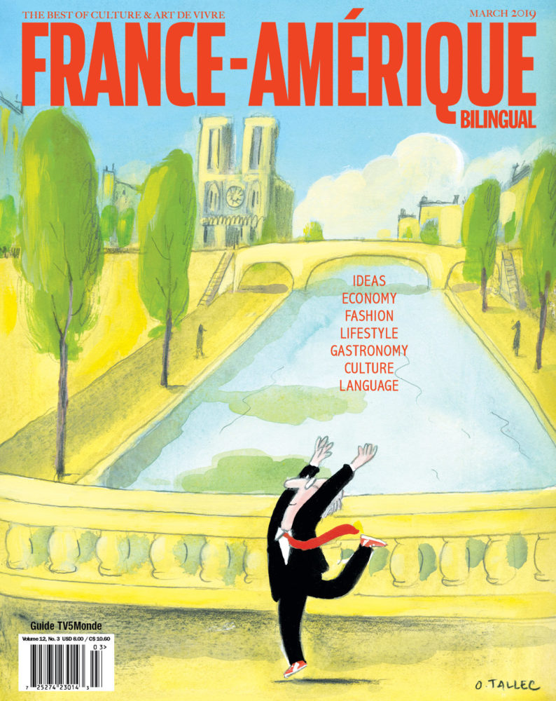 Subscription to France Amerique