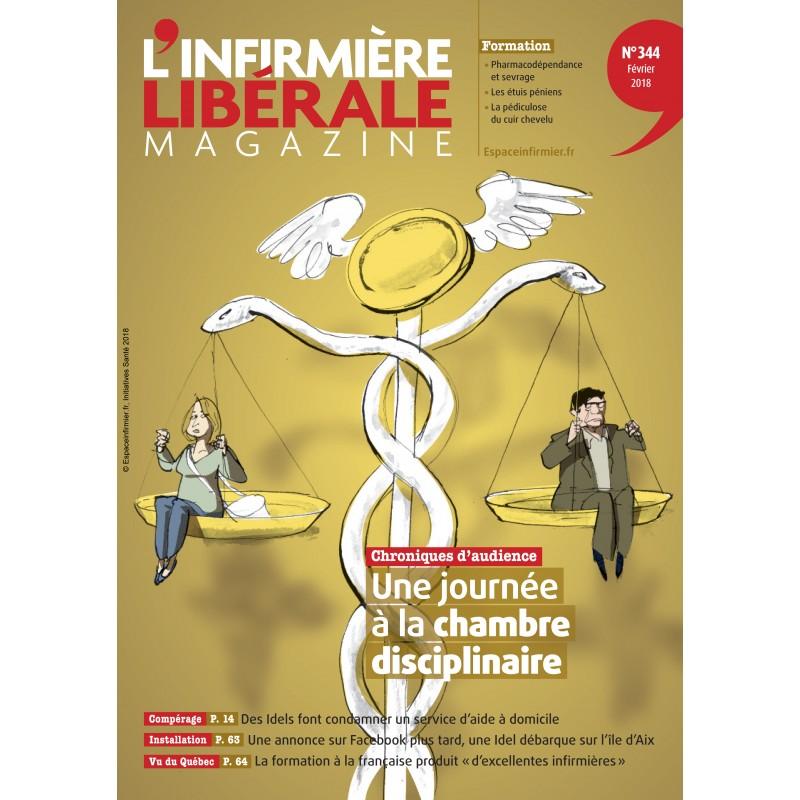 Subscription L'Infirmière Libérale Magazine