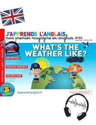 Subscription J'apprends l'anglais