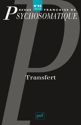 Subscription Revue française de psychosomatique