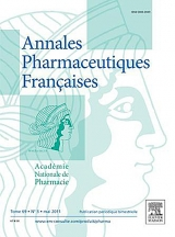 Subscription Annales pharmaceutiques françaises