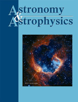 Subscription Astronomy and Astrophysics
