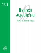Subscription Biologie Aujourd'hui