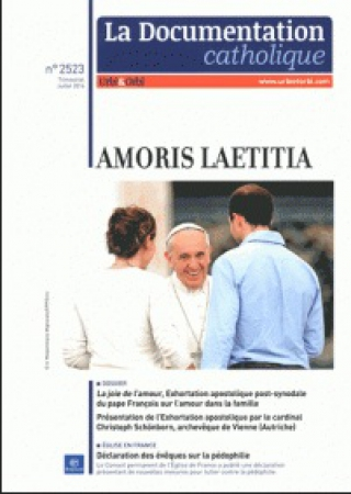 Subscription La Documentation Catholique