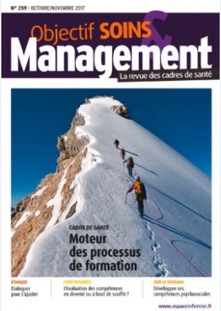 Subscription Objectif soins et Management