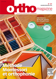 Subscription Orhto Magazine