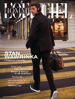 Subscription L'Officiel Hommes