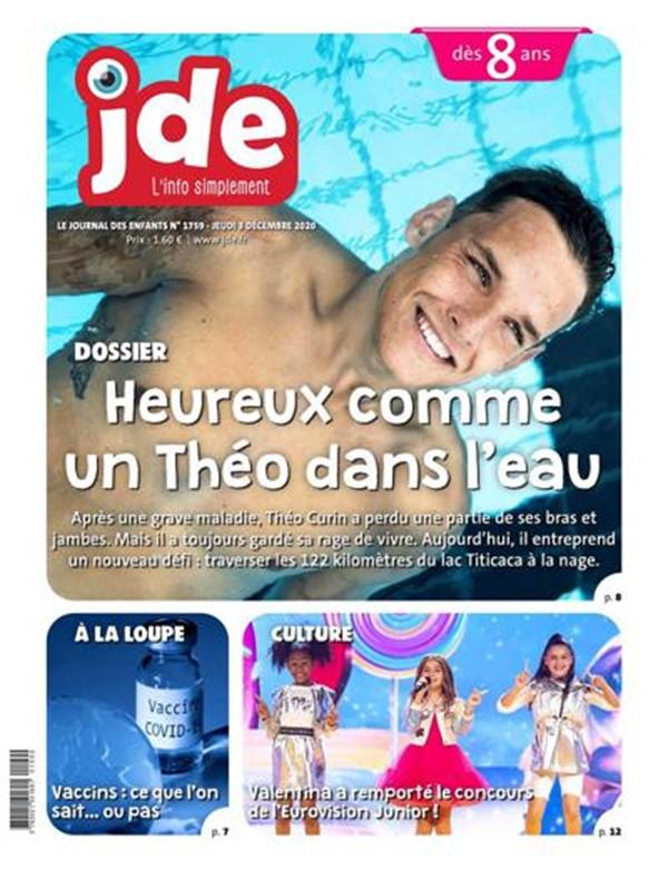 Subscription Le Journal des Enfants