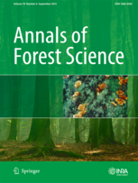Subscription Annals of Forest Science