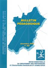 Subscription Le Bulletin pédagogique