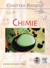Comptes-rendus Chimie